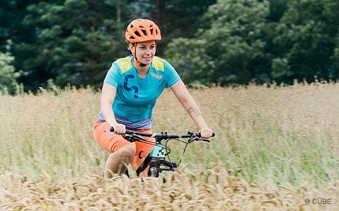 Top-Lady-Hardtail für sportlich ambitionierte Bikerinnen