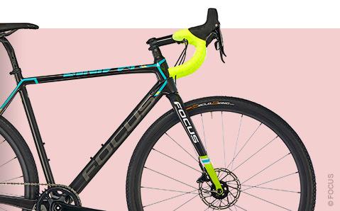 FOCUS Mares – Dynamisches Crossbike für jeden Untergrund