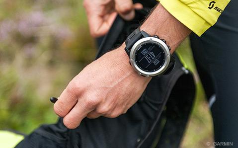 Mit einer Uhr alles im Blick – die Garmin fēnix