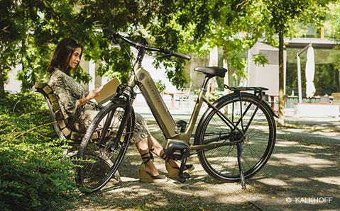 Das KALKHOFF Endeavour - Ein Bike für sportlich komfortable Einsatzbereiche