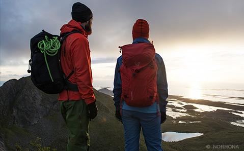 Norrøna Falketind: Outdoor-Bekleidung für jede Situation