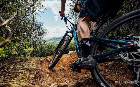 Santa Cruz Tallboy – Das schnelle Trailbike auf großem Fuß