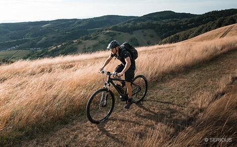 Serious Bear Rock - El-mountainbike