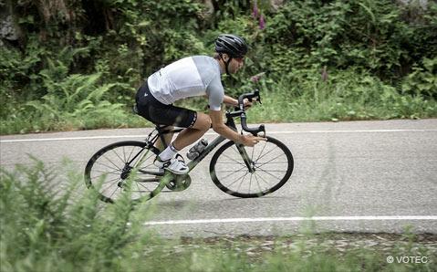 VOTEC VRC | Pure riding dynamics