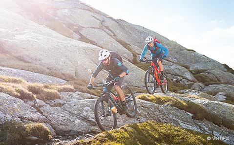 VOTEX VX: All-Mountain Fully auf großem Fuß