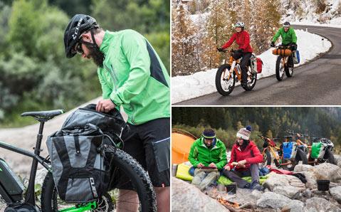 Outdoor-Basics für Radreisen & Bikepacking