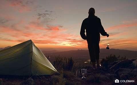 Campinglampen