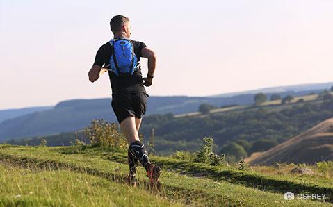 Trail Running Rucksäcke – Für jedes Wetter gewappnet.