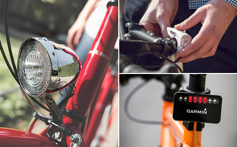 2020 XLITE 100 wasserdichtes USB LED Rücklicht für Fahrrad