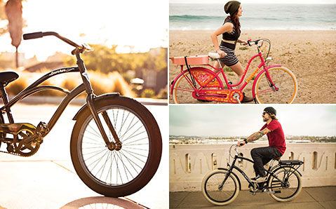 Beachcruiser Fahrrad Im Online Shop Beach Cruiser