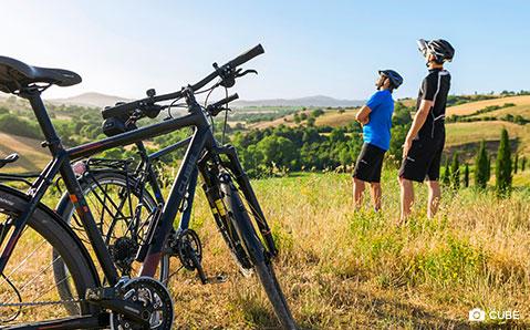 Trekkingräder für Herren