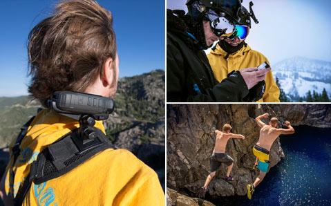 Kompakte Kameras für actionreiche Videos