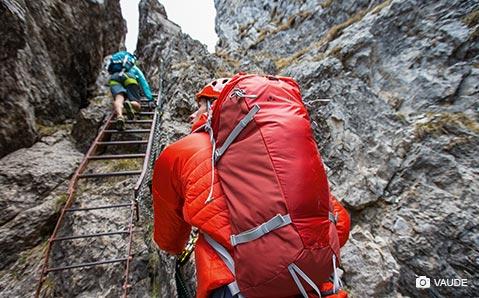 Klettersteig – Klettern, Kraxeln, Wandern