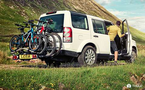 Heckträger – Für Fahrräder jeder Art.