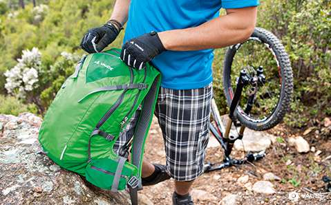 Fahrradrucksäcke – Optimiert für deinen Ausritt.