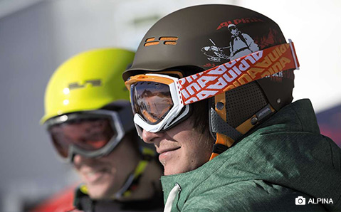 Ski- & Snowboardhelme – Fahren mit Köpfchen