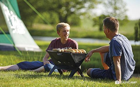 Grills – Unverzichtbare Camping-Begleiter