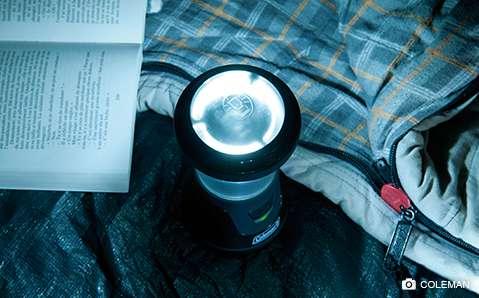 Beleuchtung – Besser sehen & gesehen werden.