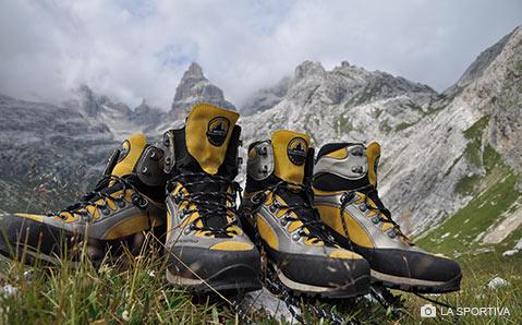 Trekking- & Wanderstiefel