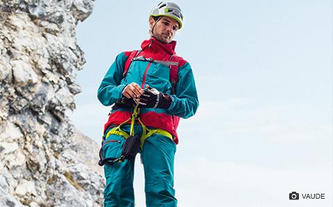 Klettersteigsets – Sicher ist sicher