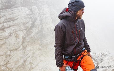 Kletterjacken – Wohlig warm den Fels hinauf
