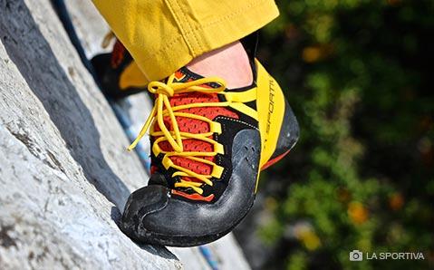 Kletterschuhe – Perfekter Grip für die Füße