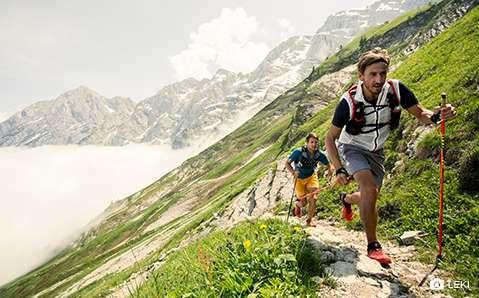 Trekking- & Wanderstöcke