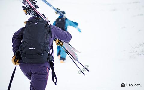 Skirucksäcke – Gut verstaut ist halb gewonnen