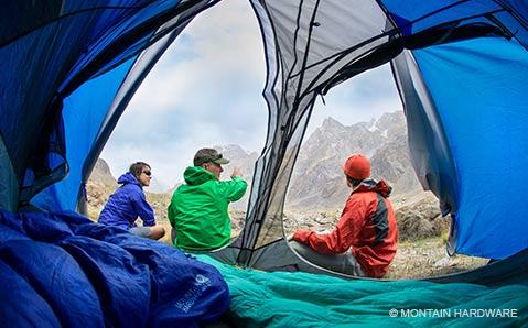 3-Personen Zelte – Alle guten Dinge sind drei