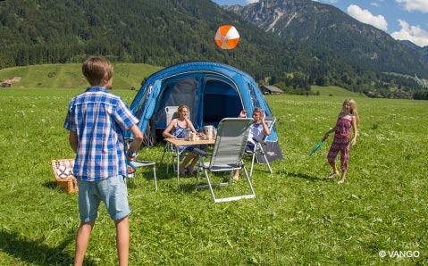 4-Personen Zelte – Vier gewinnt!