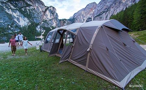 5-8 Personen Zelte – Für die ganze Truppe