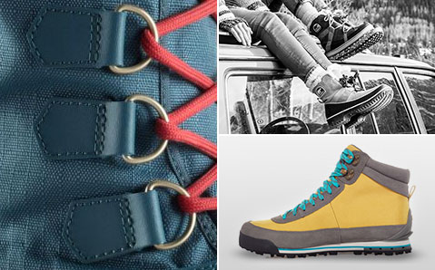 Vinterkängor och skor