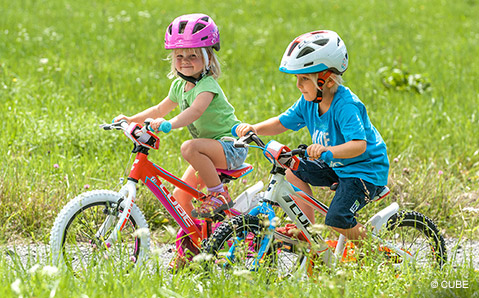 Kinderfahrräder 12-24 Zoll