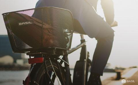 Paniers vélo Basil