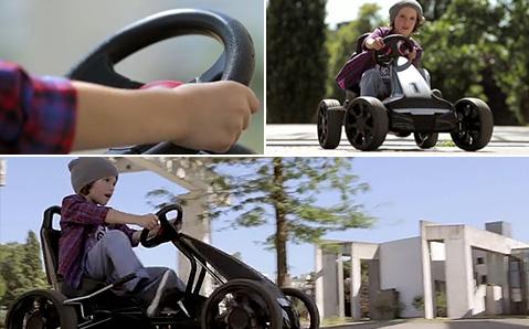 Fyrhjulingar