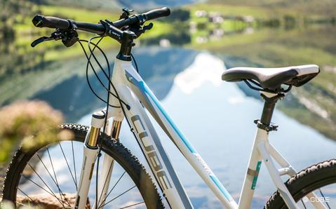 Cube Crossbike Damen Gunstig Kaufen Fahrrad De