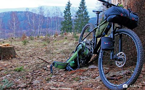 Acepac Bikepacking-Bags