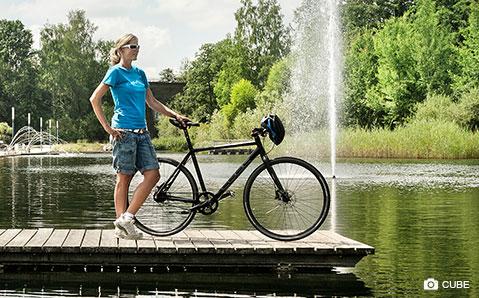 Crossbike Damen