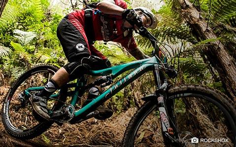 Rockshox sykkel