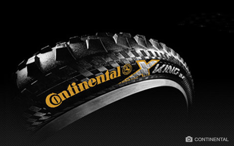 Continental dæk
