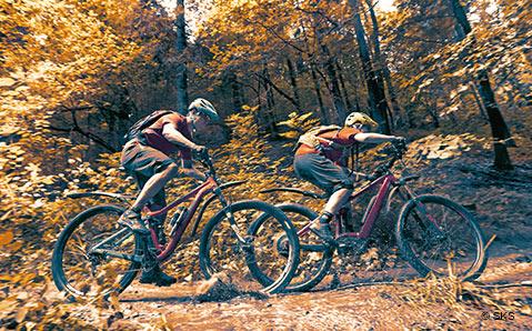 Sykkeltilbehør fra Tyskland