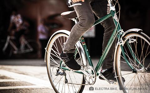 Cykel fra Electra