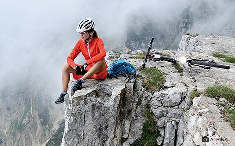 Sikre og behagelige sykkelhjelmer