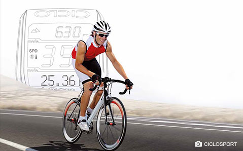 Ciclosport elektronik