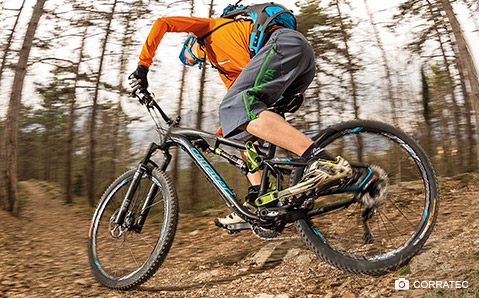 Cykel fra Corratec