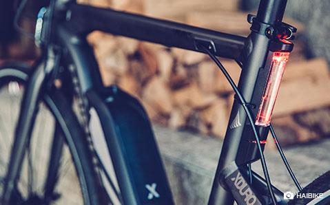 E-crossbike E-hybridcykel