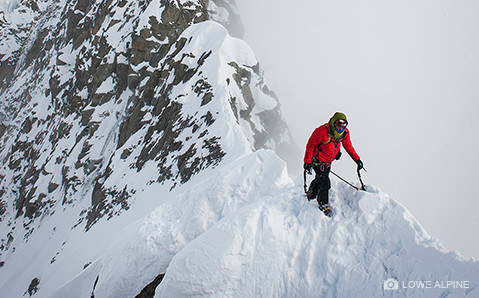 Lowe Alpine -reput retkeilyyn ja vuoristoon