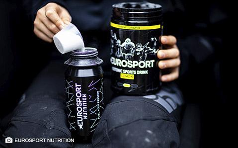 Eurosport Nutrition – Kompakte Energiespender