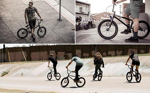 BMX-pyörät niin isoille kuin pienille
