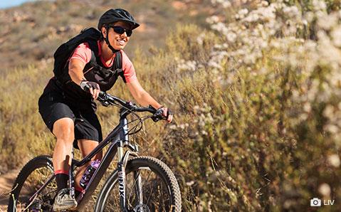 Erityisesti naisille suunnitellut maastopyörät